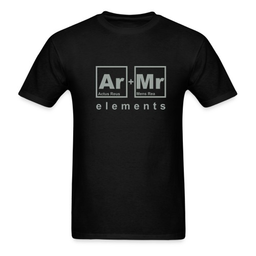 Elements - Men's T-Shirt