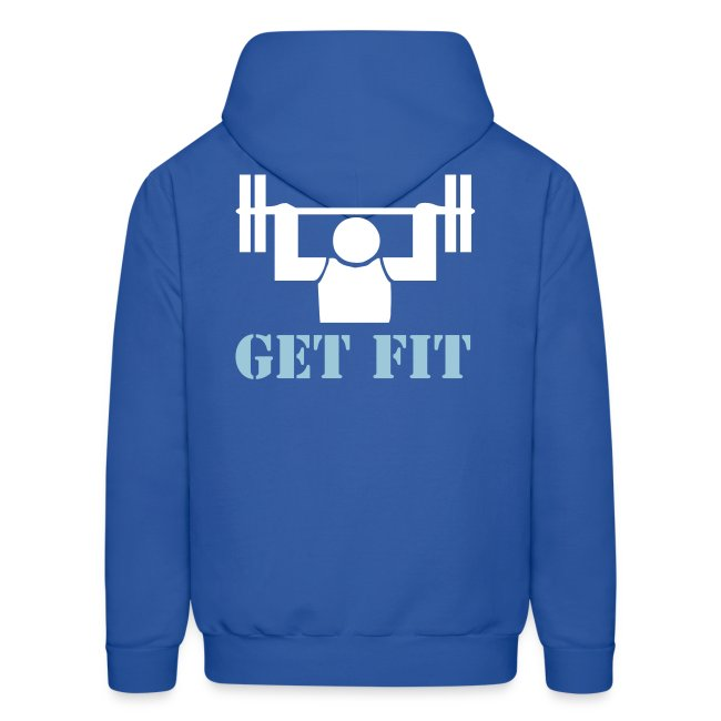 Men's Get Fit PT Hooded Sweatshirt