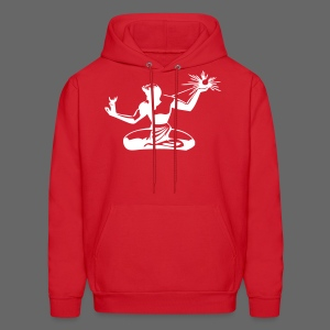 Spirit of Detroit Men's Hooded Sweatshirt - Men's Hoodie