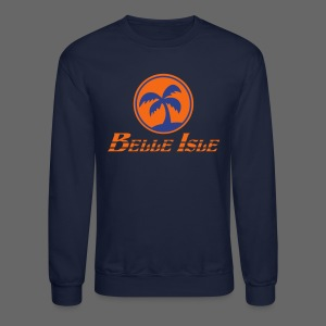 Belle Isle Men's Crewneck Sweatshirt - Crewneck Sweatshirt
