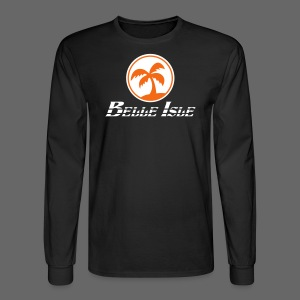 Belle Isle Men's Long Sleeve Tee - Men's Long Sleeve T-Shirt