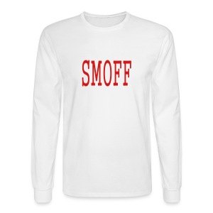 MEN`S LONG SLEEVE T-SHIRT - SMOFF by MYBLOGSHIRT.COM - Men's Long Sleeve T-Shirt