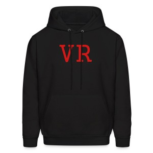 MEN`S HOODED SWEATSHIRT - VR by MYBLOGSHIRT.COM - Men's Hoodie