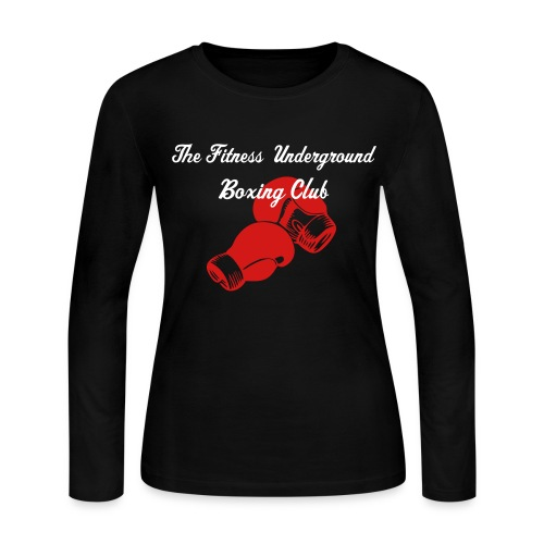 Ladies Boxing Club L/S T - Women's Long Sleeve Jersey T-Shirt