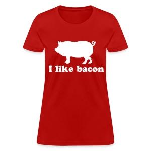 BACON - Women's T-Shirt