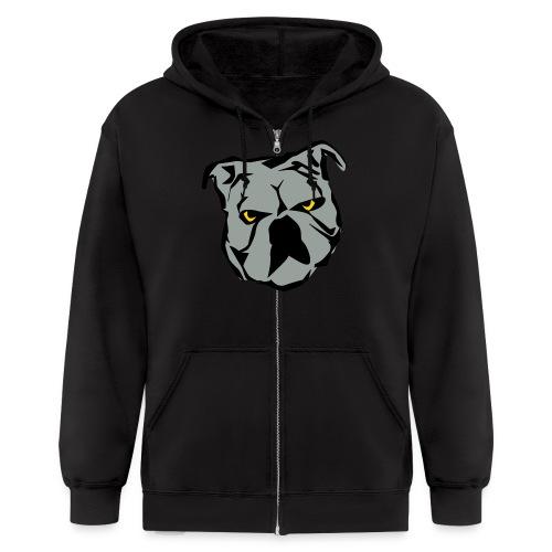 black hoodie - Men's Zip Hoodie