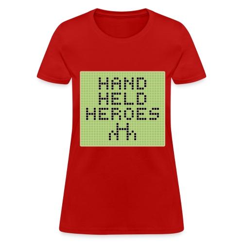 Starting Up Play It Loud! Red Women's Standard Weight - Women's T-Shirt
