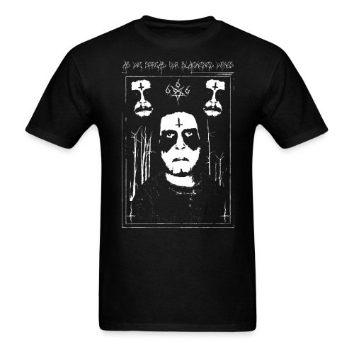 As we spread our blackened wings - Men's T-Shirt