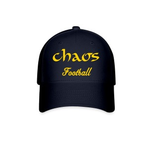 Chaos hat '09 [Navy/Gold] - Baseball Cap