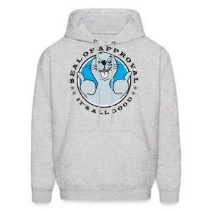 Seal of Approval - Men's Hoodie