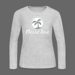 Belle Isle Women's Long Sleeve Jersey Tee - Women's Long Sleeve Jersey T-Shirt