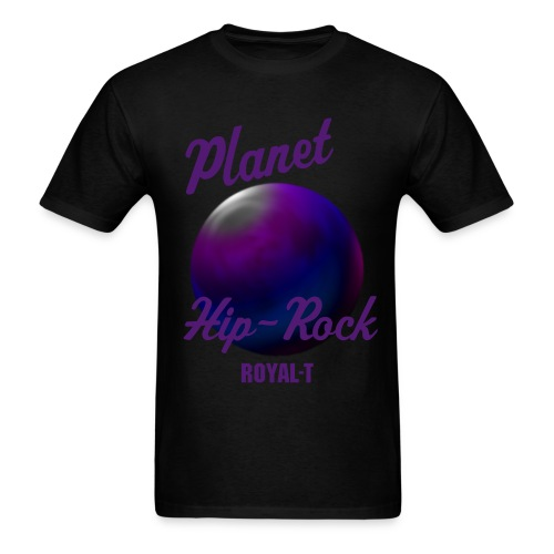 Planet Hip-Rock Mixtape Tee - Men's T-Shirt