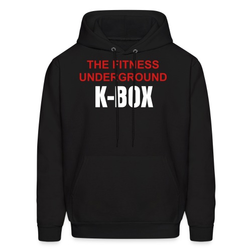 Kickbox Team Hooded Sweatshirt - Men's Hoodie