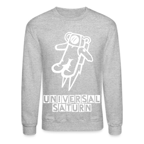Spaceman Saturn Cut-Out Crew (Season 1) - Crewneck Sweatshirt