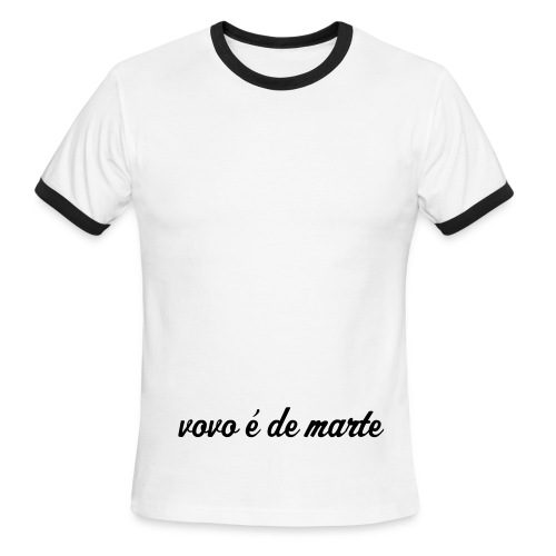 camiseta vovo - Men's Ringer T-Shirt