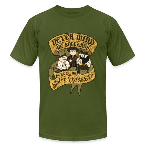 Never Mind Ye Bollards - Men's Fine Jersey T-Shirt