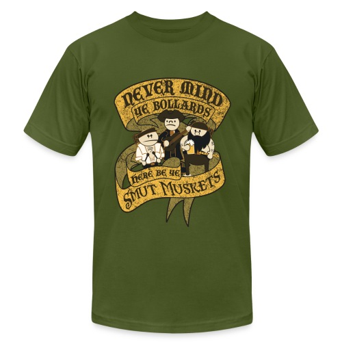 Never Mind Ye Bollards - Men's  Jersey T-Shirt