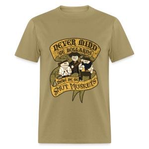 Never Mind Ye Bollards - Men's T-Shirt