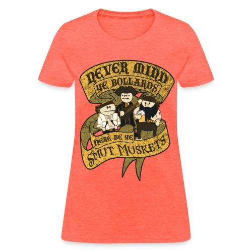 Never Mind Ye Bollards - Women's T-Shirt