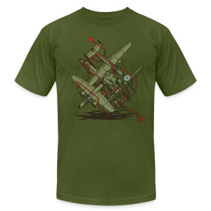 Oh Yossarian... - Men's T-Shirt by American Apparel