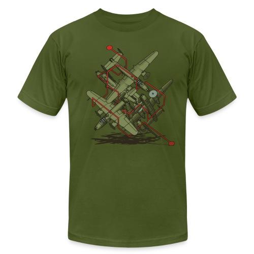 Oh Yossarian... - Men's Fine Jersey T-Shirt