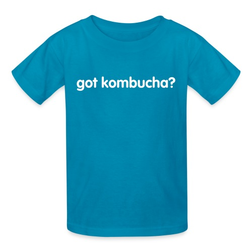 got kombucha? - Kids' T-Shirt