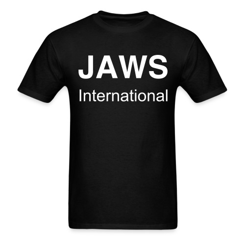 JAWS Standard Shirt - Men's T-Shirt