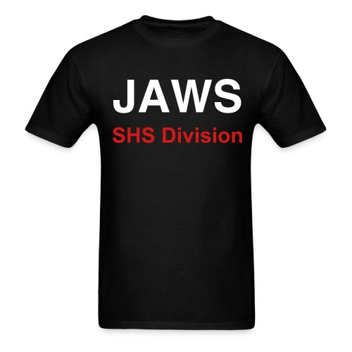 JAWS SHS Shirt - Men's T-Shirt