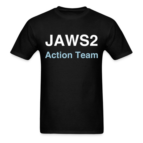 jaws2 - Men's T-Shirt