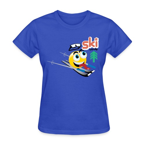 Women's Ski T - Women's T-Shirt