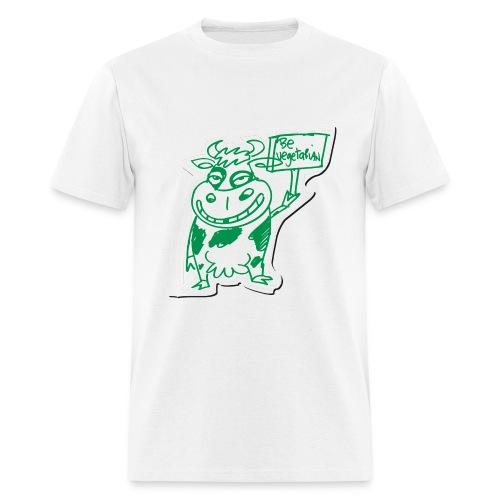 Men's Go Vegetarian T - Men's T-Shirt