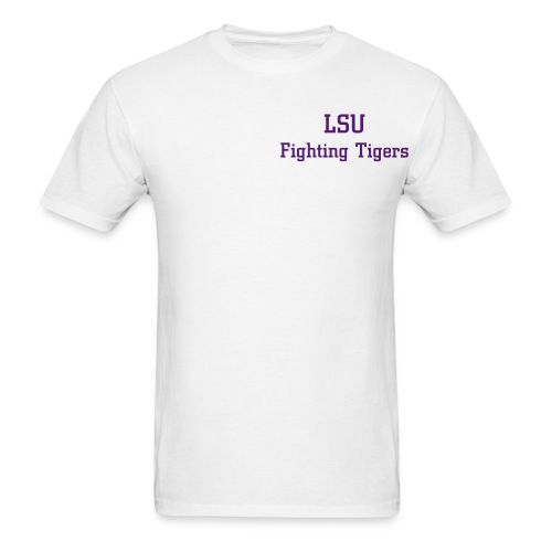 LSU - Men's T-Shirt