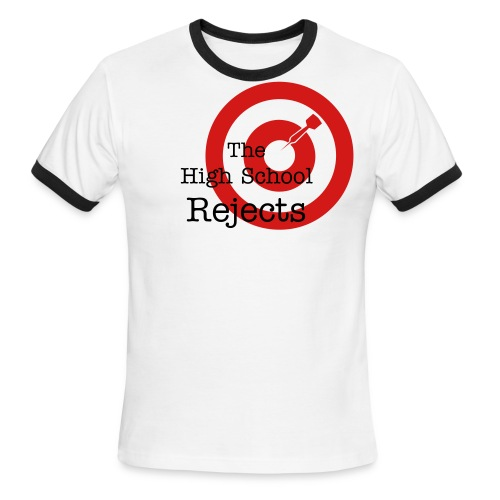 bullseye - Men's Ringer T-Shirt