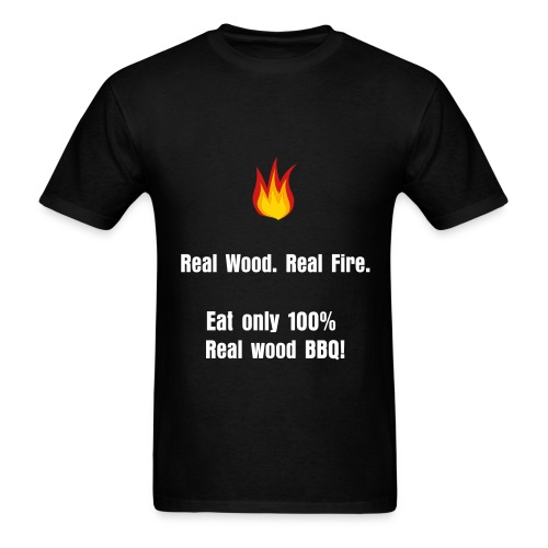 Real Fire - Men's T-Shirt