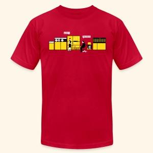 Retrotech - Men's Fine Jersey T-Shirt