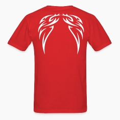 Red tattoo wings T-Shirts