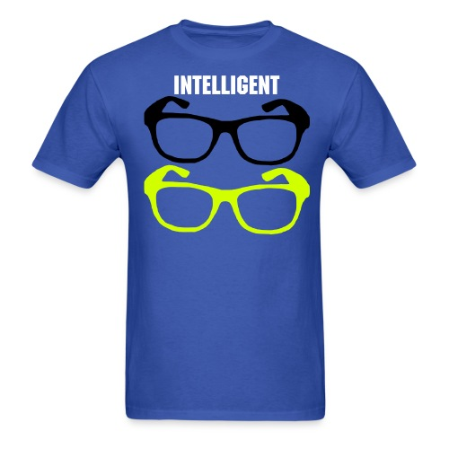 Intelligent - Men's T-Shirt