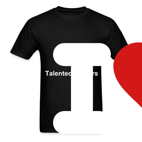 i love talented singers shirt - Men's T-Shirt