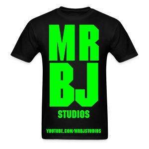 MRBJ studios Guys Tee - Men's T-Shirt