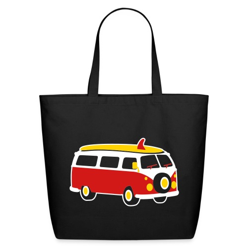 Bus Bag - Eco-Friendly Cotton Tote