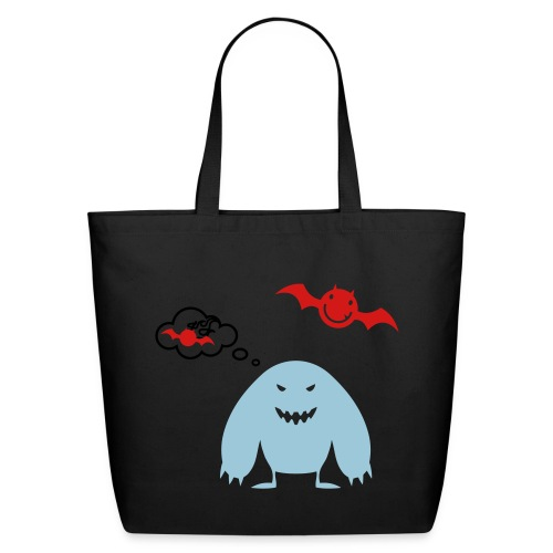 Mad Monster Bag - Eco-Friendly Cotton Tote