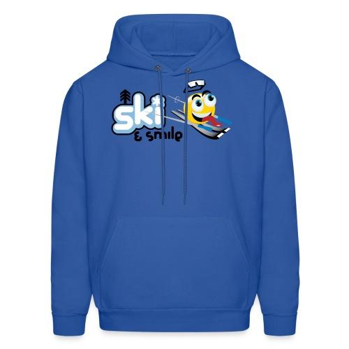 Ski & Smile - Men's Hoodie