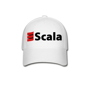 Baseball Cap with Scala Logo - Baseball Cap