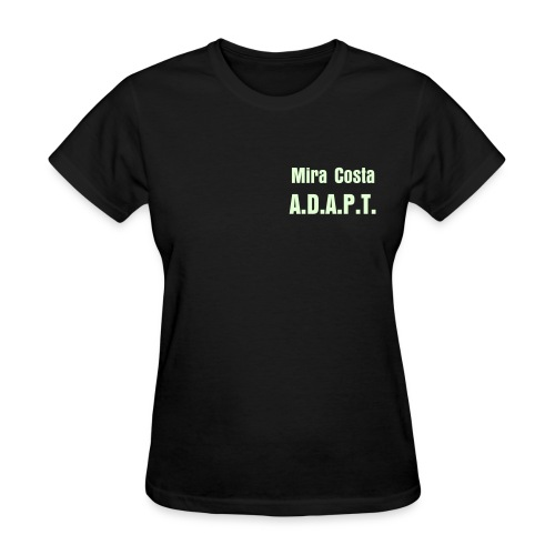 women's SEMI-OFFICIAL standard t-shirt - Women's T-Shirt