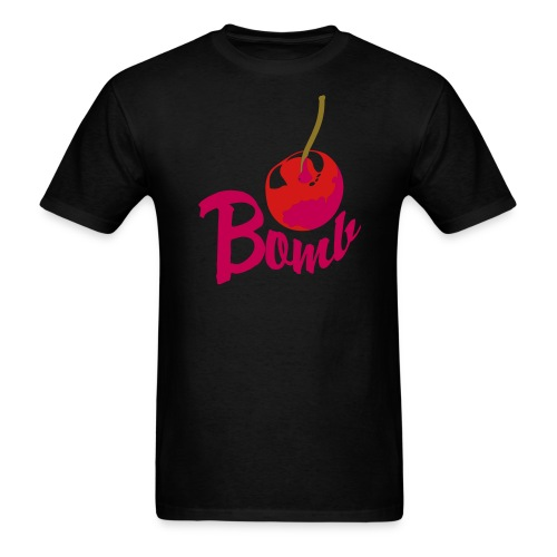 CherryBomb - Men's T-Shirt