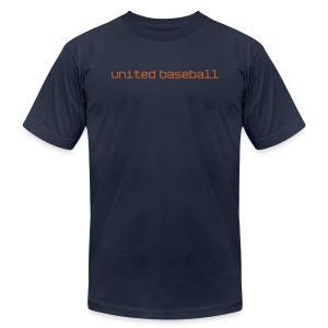 MENS UNITED Fitted T-shirt - Men's Fine Jersey T-Shirt