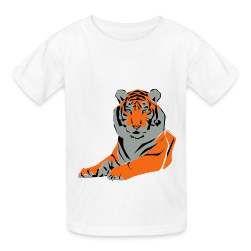 Lion Childrens Tee - Kids' T-Shirt