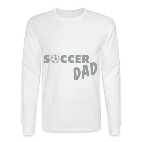 Soccer Dad Tee - Men's Long Sleeve T-Shirt