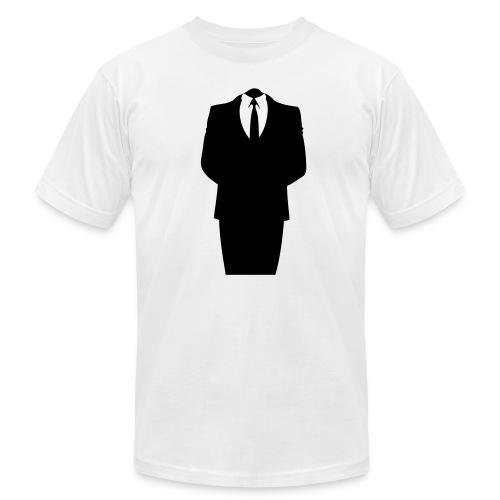 Anonymous - Men's Fine Jersey T-Shirt