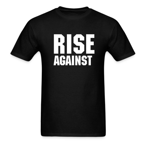 RISE AGAINST - Men's T-Shirt